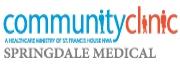 Community-Clinic-Springdale-Logo